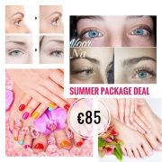 Summer Package Deal aanbieding