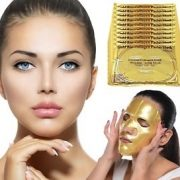 Gold treatment gezichtsbehandeling